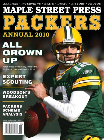 Green Bay Packers Annual 2010