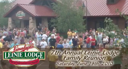 7th Annual Leinies Family Reunion