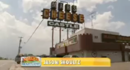 Mars Cheese Castle in Kenosha Wisconsin