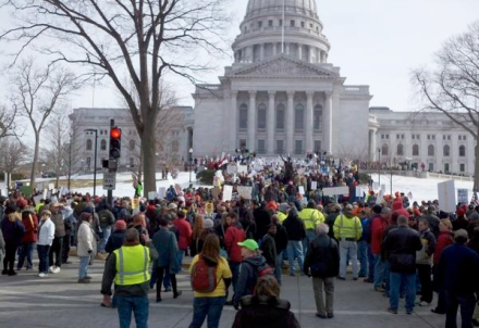 Wisconsin Protests 02