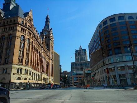 City Hall Reverse View