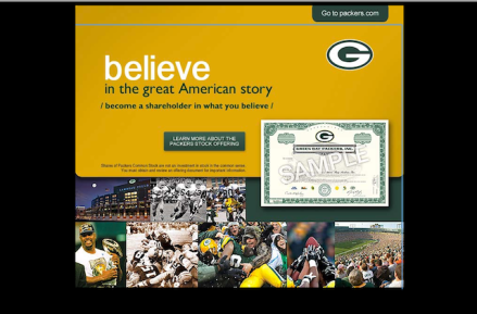 Packers Home Page 120611
