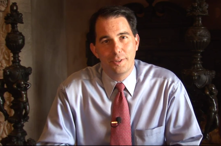 Cheesehead Governor Scott Walker
