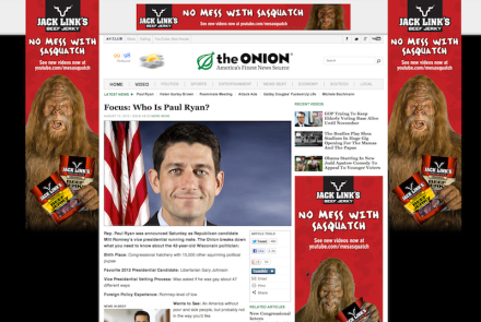 THE ONION Jack Links RYAN small