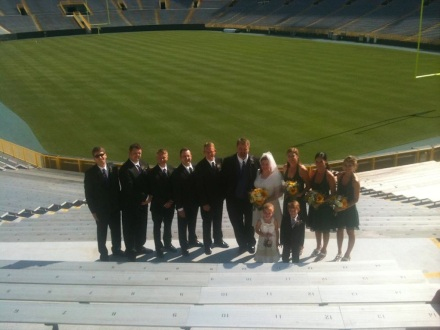 Wedding Party LAMBEAU
