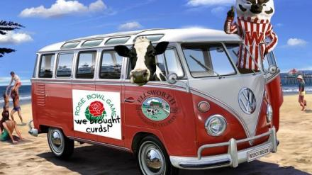 Rose Bowl Curds KARE 11