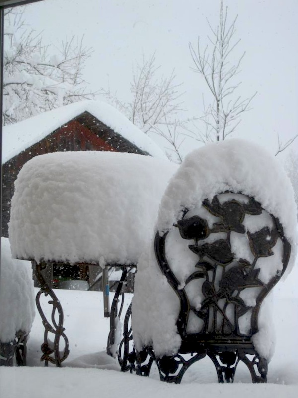 SNOW May DEB Chairs (s)