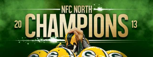 NFC North Champs 2013