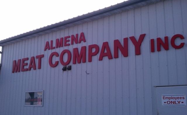 Almena Meat CO