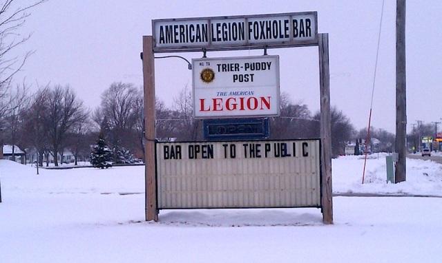 American Legion Foxhole