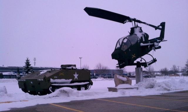 Chopper Tank