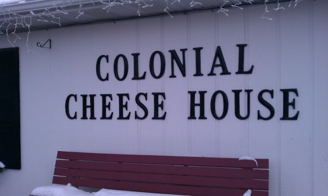 Colonial Cheese 01