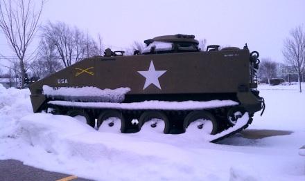 Tank CU