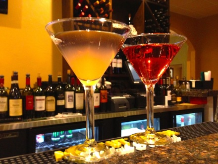 Two Martinis COLOR