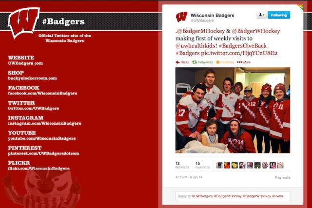 UW Hockey Twitter SS