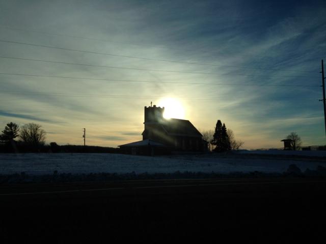 WINTER Sun SKY 18