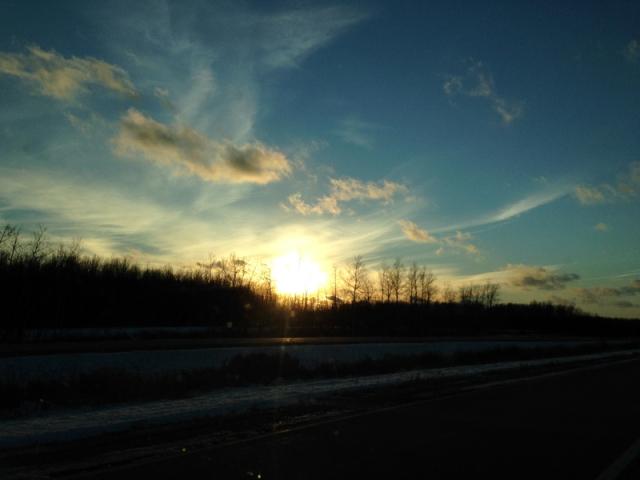 WINTER Sun SKY 21