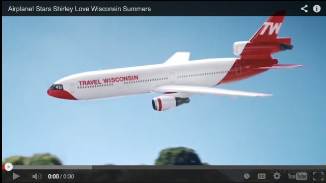 Travel Wisconsin PLANE