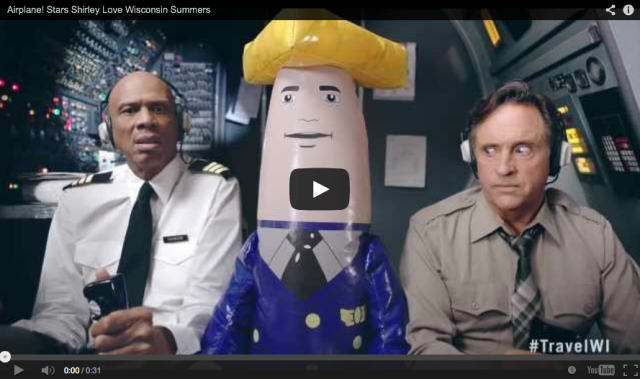 TW Airplane Spoof