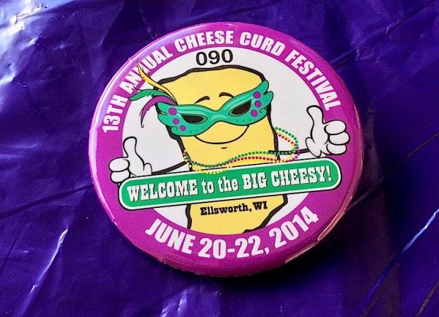 Curd Fest 2014 Button