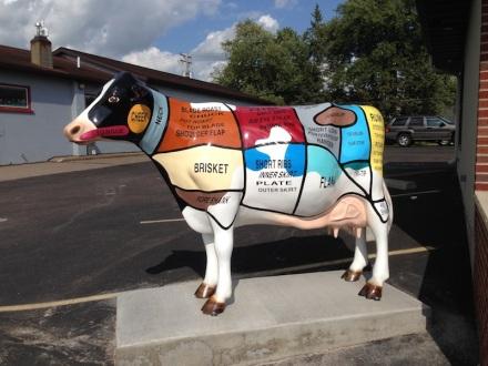Cow Parts COW