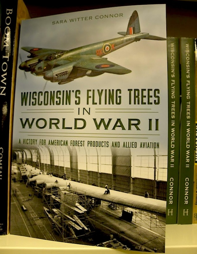 Wisconsin Flying Trees Book