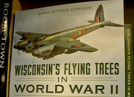 Wisconsin Flying Trees HORIZONTAL