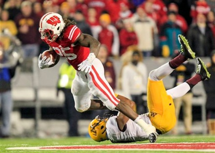 Melvin Gordon, Cedric Thompson