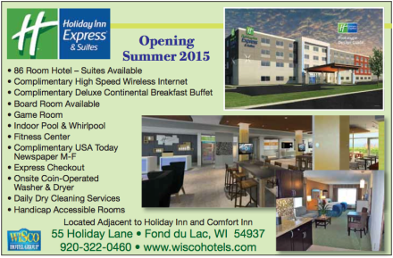 Wisco Holiday Inn  EXPRESS