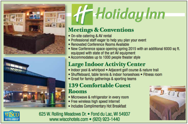 Wisco Holiday Inn FDL