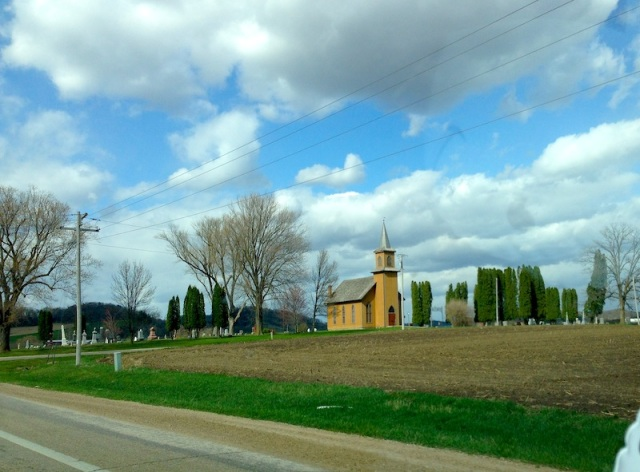 Church & Cemetery