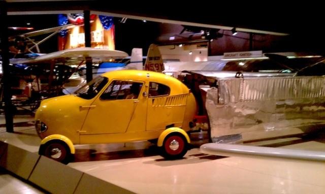 EAA Car Plane