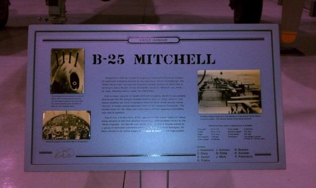 EAA Mitchell Bomber