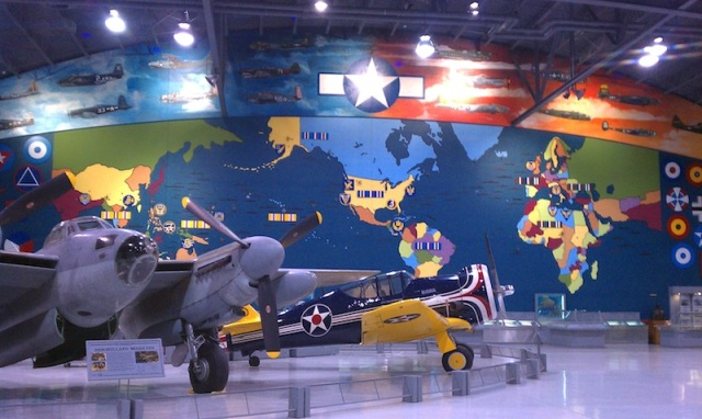 EAA Wall Of War