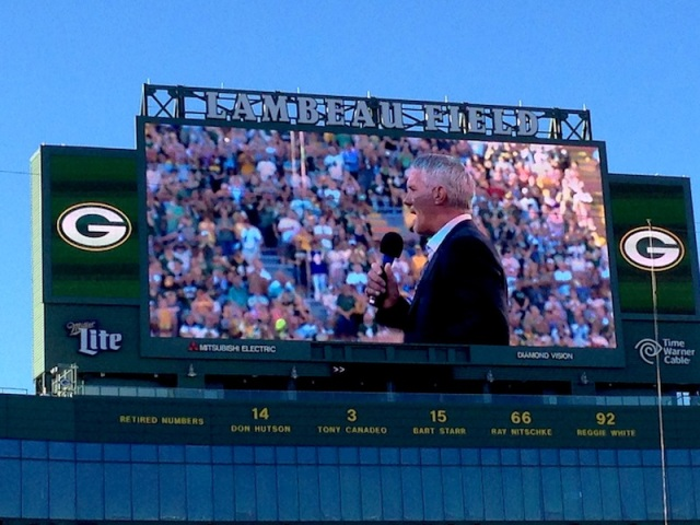 FAVRE On Screen 01