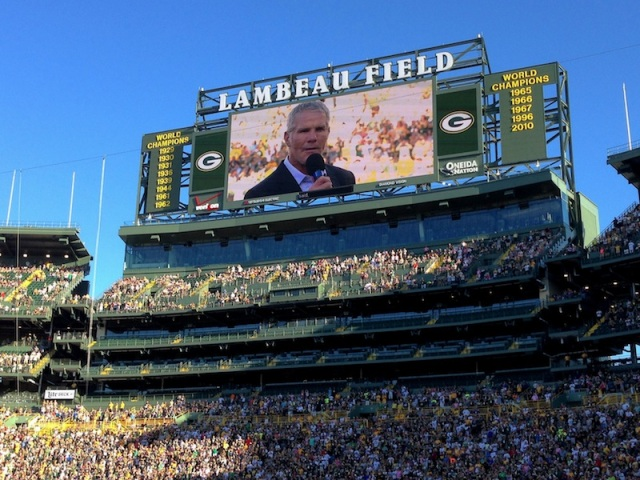 FAVRE On Screen 02