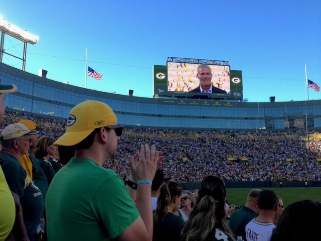 FAVRE On Screen 09