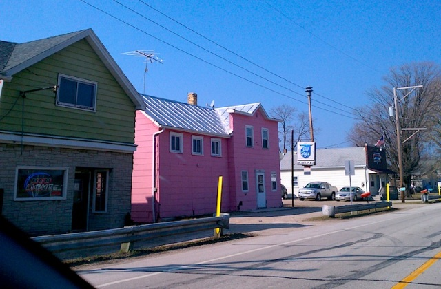 Pink Bar Brothertown