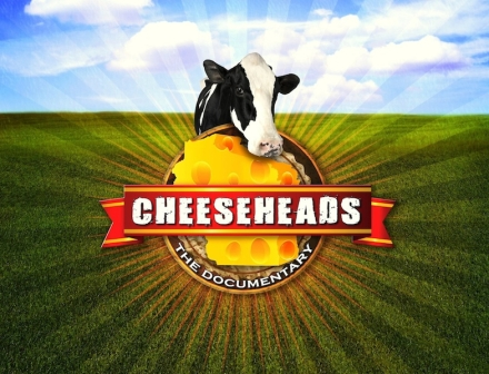CHEESHEADS FLAG Crop