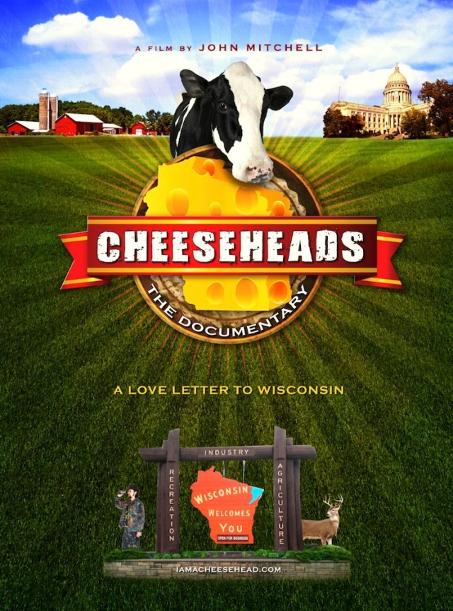 CHEESEHEADS Poster A