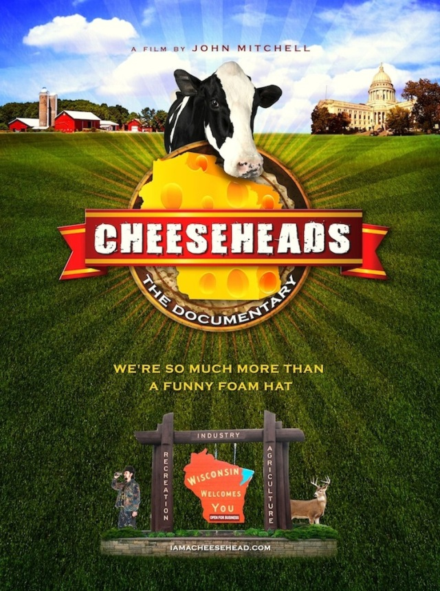 CHEESHEADS Poster D
