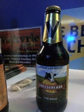 Cheeseheads THE BEER