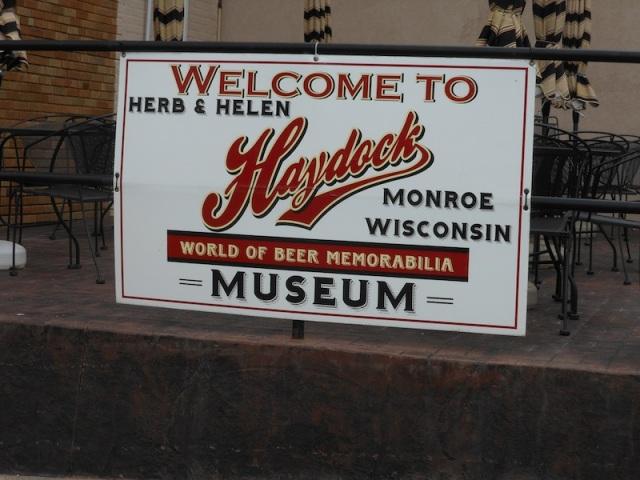 03 Haydock Museum Sign