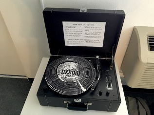 Oxbow Record Player