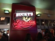 Bucky's Locker Room