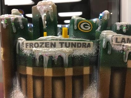 Frozen Tundra KAHLOW CU