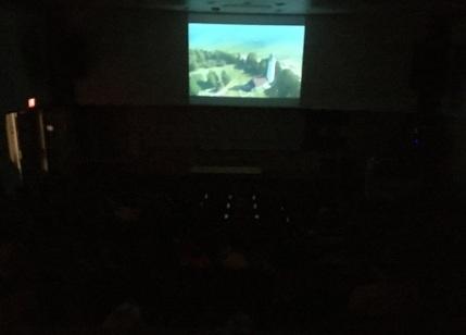 In UWFV Theatre
