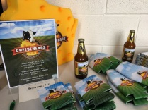 Cheeseheads And Beer