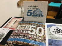 Arts Center Fliers