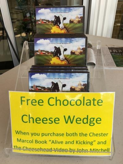 Free Chocolate Wedge